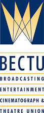We are members of BECTU